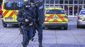 Čekiją sukrėtė šaudynės ligoninėje – užpuolikas nužudė keturis vyrus ir dvi moteris