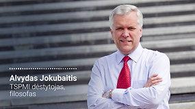 """Prof. Alvydas Jokubaitis: """"Reikia pastatyti paminklą Molotovui-Ribbentropui"""""""