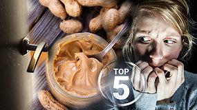 Žmonės bijo keisčiausių dalykų, apie kuriuos nė nepagalvotumėte: TOP 5 netikėčiausių fobijų
