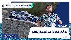M.Varža apie karjerą aukščiausio lygio automobilių sporto varžybose, šturmano kėdę ir jaunąją kartą