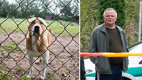 """Širvintų veislyne gyvūnai laikomi baisiomis sąlygomis: vietos šeimininkas sako, kad žmonės įsivaizduoja, jog """"šuo turi gulėti baltoje patalynėje"""""""