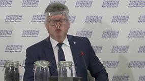 Rinkimai 2020: partijų programų pristatymas. Lietuvos žaliųjų partija