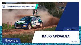 """""""Kuusamet Group Rally Elektrėnai"""" apžvalga: daug greičio, kovos ir kvapą gniaužiančių akimirkų."""