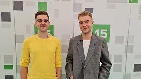 """""""LOGIN"""" konferencijoje – IT specialistas Rokas Jurkėnas: ar programavimas tapo atgyvena?"""