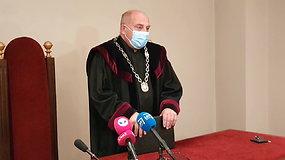 Kyšio byloje teismas išteisino K.Strupą ir jo pacientę