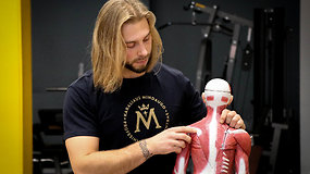 Savimasažo pamoka: nesudėtingi, tačiau labai naudingi raumenų atpalaidavimo pratimai