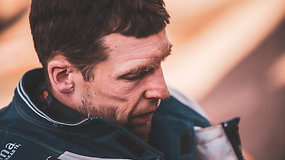 """A.Gelažninkas Dakaro kopomis pasivaikščiojo it parke: """"Šiandien reabilitavausi prieš save ir prieš kitus"""""""