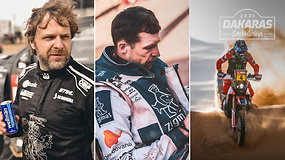 5 svarbiausi Dakaro dienos faktai su Edvinu Juškausku: ketvirtadienį gali spręstis ir TOP10, ir TOP20 klausimas
