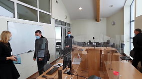 G.Aniūno teismas po skandalingos medžioklės