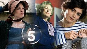 Verta pamatyti: filmų apie stiprias ir įkvepiančias moteris TOP 5