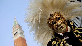 Įdomiausi faktai apie žymiausią kaukių festivalį Venecijoje