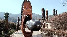 """""""Varpų parkas"""" – Pietų Korėjos vaisingumo simbolis"""