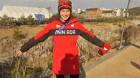 Olimpinių žaidynių dilema: kaip išlikti stilingam ir nesušalti