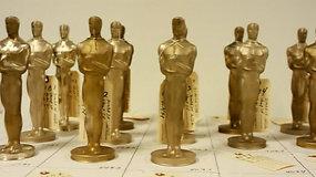 """""""Oskarų"""" gimimas – proceso sudėtingumas nenusileidžia kino pramonei"""