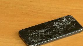 Jungtinės Karalystės mokslininkai sukūrė nedūžtantį telefono ekraną