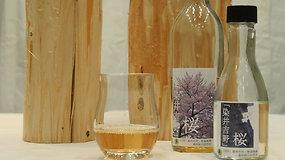 Japonų tyrėjai alkoholinių gėrimų gamybai siūlo panaudoti medžius