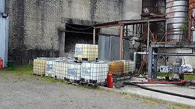 FNTT sudavė smūgį šešėliniam naftininkų verslui