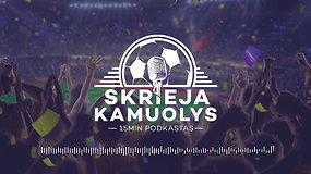 """""""Skrieja kamuolys"""": nykuma Belgrade, Edgaras Jankauskas, """"Spurs"""" ir gėda Argentinoje"""