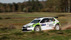 """Druskininkų """"Rally Classic 2019"""" trasos"""