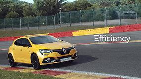 """Metų sportiškiausias automobilis – """"Renault Megane R.S."""""""