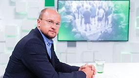 """Kriminologas G.Sakalauskas 15min studijoje: """"Kalėjimuose po gražiais lozungais klesti totalitarizmas"""""""