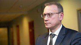 Advokatas S.Slapšinskas pranešė, kad jo ginamas advokatas A.Surblys sulaikytas ne  dėl kyšių
