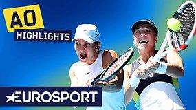 """Australian Open"" ketvirtfinalis: Simona Halep – Anett Kontaveit"