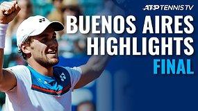 """Argentina Open"" finale – Caspero Ruudo triumfas"