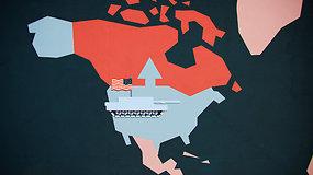 Įdomioji istorija: kaip JAV prieš 90 metų planavo užkariauti Kanadą?