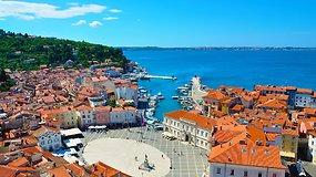 Slovėnija – smaragdinis tobulų atostogų kraštas tarp Alpių ir Adrijos jūros