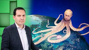I.Tiutrinas apie Rusijos melą dėl vakcinos ir militaristinę Putino politiką: negavęs atkirčio, gali kelti karus