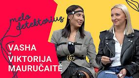 """Vasha ir jos mama Viktorija Mauručaitė apie slaptas meiles, tarpusavio santykius ir klaidas: """"Nedaryk manęs bloga prieš visą Lietuvą"""""""