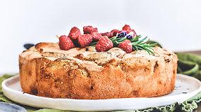Vos keturi ingredientai: kvapnus obuolių pyragas