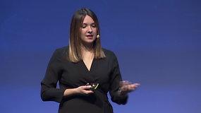 """Lietuvos gamintojų ir tiekėjų konferencija 2019: Laura Galdikienė """"(Ne)linksmieji ekonomikos kalneliai: kur link judame?"""""""
