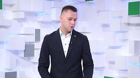 Edgaras Stankevičius – sporto vadybininkas neturi laisvų savaitgalių
