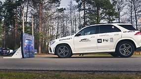 """""""Mercedes Benz GLE: išrinkite Tautos automobilį"""