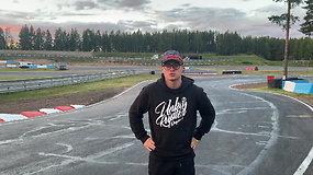 Rokas Baciuška atskleidė, kodėl praleis Pasaulio čempionato etapą Suomijoje