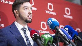"""Vilniaus vicemeras Vytautas Mitalas: """"Tikiuosi Vyriausybė leis ne laikinai, o visam laikui grąžinti žalias rodykles"""""""