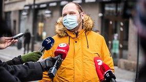 Viceministras V.Jurgutis: verslų atverti per anksti negalime dėl žmonių sveikatos, bet negalime ir per vėlai – dėl verslo sveikatos