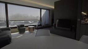Virtualus turas po modernius apartamentus Vilniaus senamiestyje