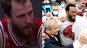 Nuo išgąsčio iki euforijos: Milano ekipa vos išvengė neįtikėtino košmaro