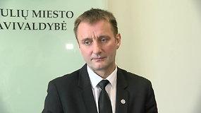 Komentarai dėl koronaviruso po Šiaulių savivaldybės ekstremalių situacijų komisijos posėdžio