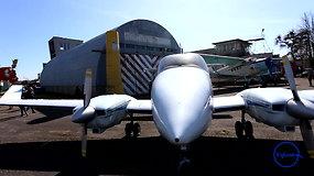 """""""Kylam: aviaciją studijuoti galima sulaukus vos aštuonerių"""