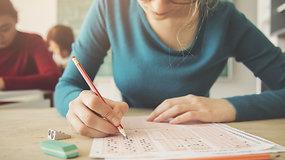 Brandos egzaminų sesija: ką svarbiausio turėtų žinoti abiturientai?