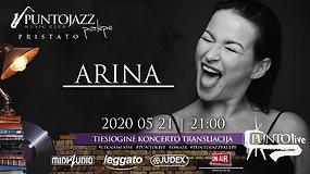 #PuntoLivepristato – Lietuvos bliuzo karalienės Arinos koncertą