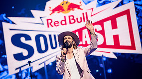 """""""Red Bull: SoundClash"""": Monique prieš Justiną Jarutį – II raundas"""