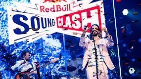 """""""Red Bull: SoundClash"""": Monique prieš Justiną Jarutį – IV raundas"""