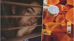 Psichiatrė V.Andrejauskienė: dabar didžiausias priešas – netinkamas vaistų vartojimas