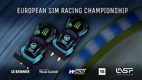 """""""Dream 2 Drive"""" Europos virtualių lenktynių čempionatas pirmo pusfinalio 3-as etapas"""