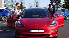 IT+: Autonominis vairavimas įgauna pagreitį Lietuvoje. Nustebsite kaip greitai nebereikės vairuotojo pažymėjimo